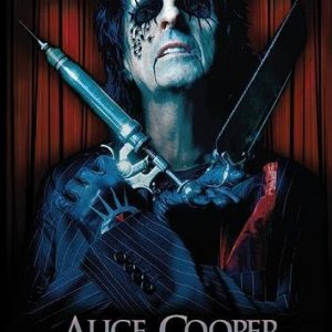 Alice Cooper Theatre Of Death Live At Hammersmith 2009 DVD