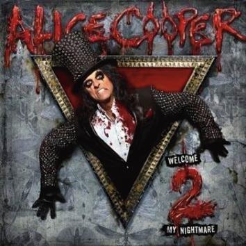 Alice Cooper Welcome 2 My Nightmare CD