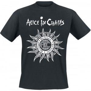 Alice In Chains Aztec Sun T-paita