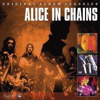Alice In Chains Original Album Classics CD