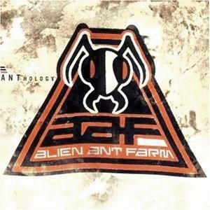 Alien Ant Farm Anthology CD