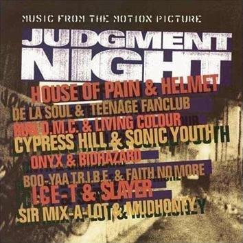 Alkuperäinen Soundtrack Judgment Night LP