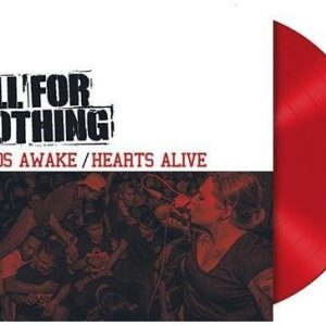 All For Nothing Minds Awake / Hearts Alive LP