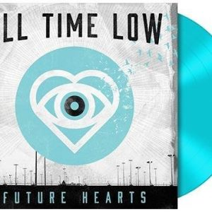 All Time Low Future Hearts Lp Vaaleansininen