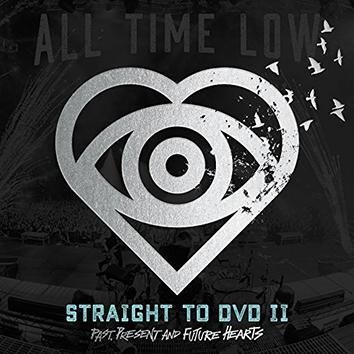 All Time Low Straight To Dvd Ii: Past Present And Future Heart CD