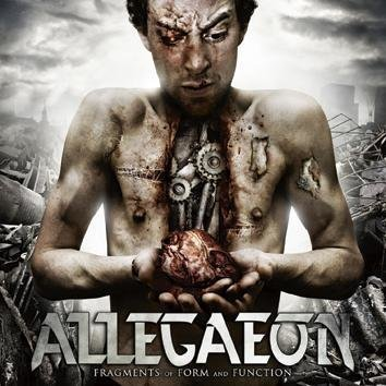 Allegaeon Fragments Of Form And Function CD