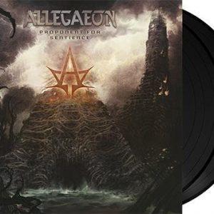 Allegaeon Proponent For Sentience LP