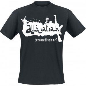 Alligatoah Logo T-paita