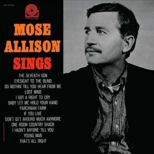 Allison Mose - Mose Allison Sings (Vinyl)