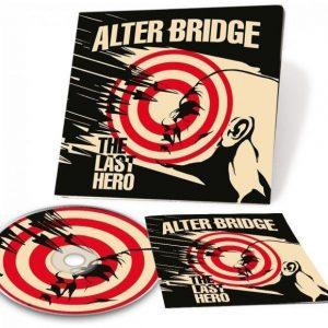 Alter Bridge The Last Hero CD