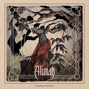 Alunah Awakening The Forest CD