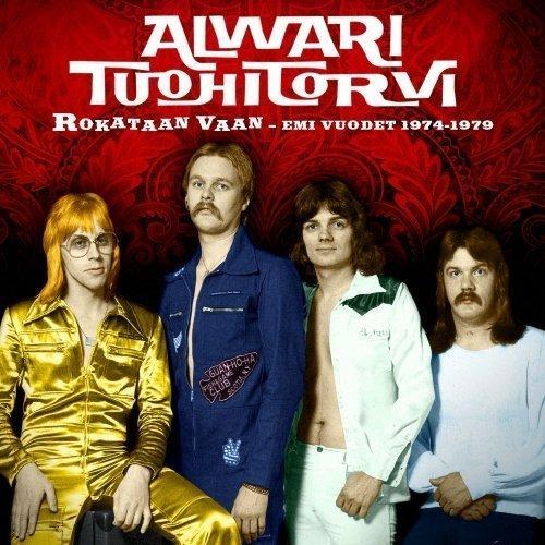 Alwari Tuohitorvi - Rokataan Vaan - EMI Vuodet 1974-1979 (3CD)
