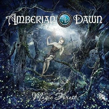 Amberian Dawn Magic Forest CD