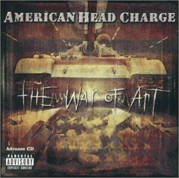 American Head Charge The War Of Art CD