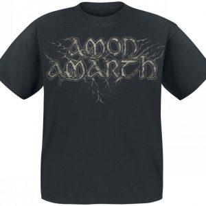 Amon Amarth Against T-paita