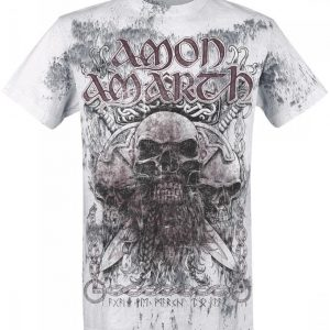 Amon Amarth Beardskulls T-paita