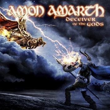 Amon Amarth Deceiver Of The Gods CD