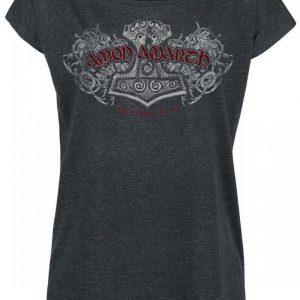 Amon Amarth Hammer Naisten T-paita