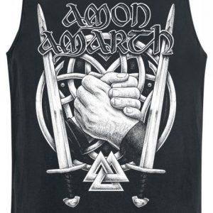 Amon Amarth Hands Tank-Toppi