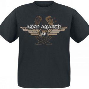 Amon Amarth Horns T-paita