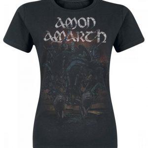 Amon Amarth Horseman Naisten T-paita