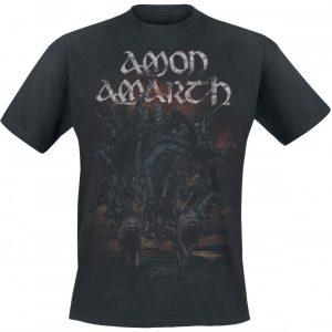 Amon Amarth Horseman T-paita
