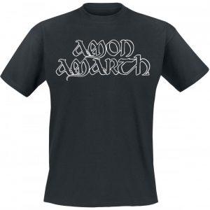 Amon Amarth Logo T-paita