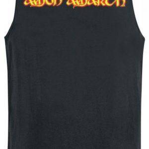 Amon Amarth Logo Tank-Toppi