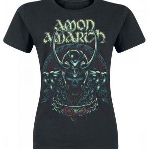 Amon Amarth Loki Naisten T-paita