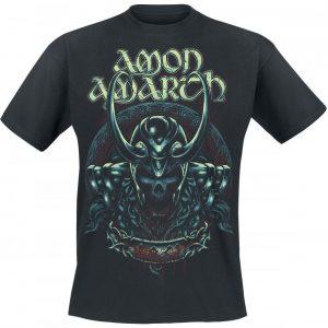 Amon Amarth Loki T-paita