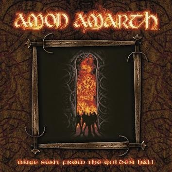 Amon Amarth Once Sent From The Golden Hall CD