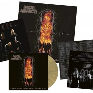 Amon Amarth Once Sent From The Golden Hall LP