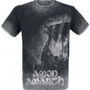 Amon Amarth One Thousand Burning Arrows T-paita