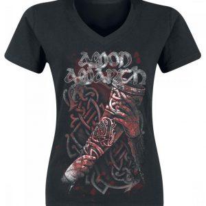 Amon Amarth Raise Your Horns Naisten T-paita