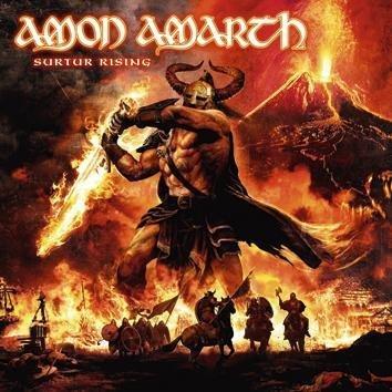 Amon Amarth Surtur Rising CD