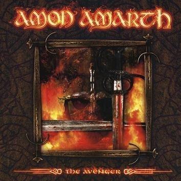 Amon Amarth The Avenger CD