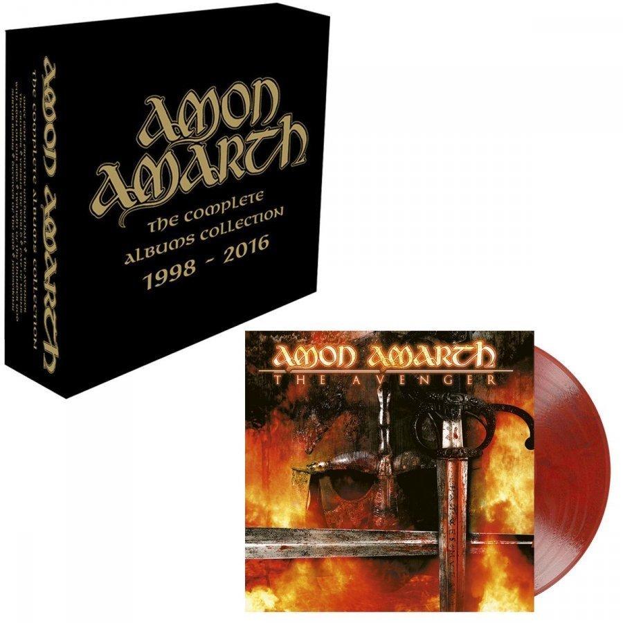 Amon Amarth The Avenger LP