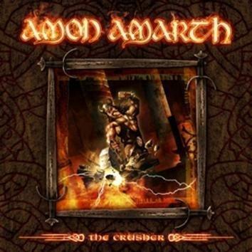 Amon Amarth The Crusher CD