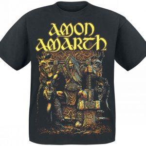 Amon Amarth Thor T-paita