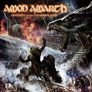 Amon Amarth Twilight Of The Thunder God CD