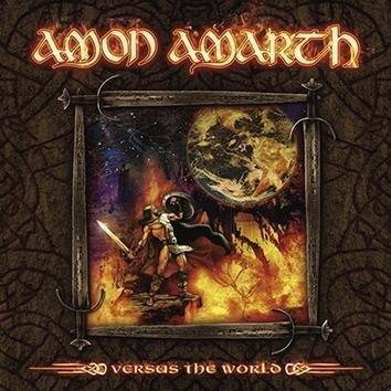 Amon Amarth Versus The World CD