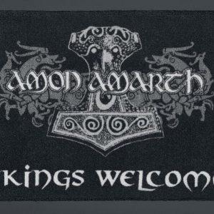 Amon Amarth Vikings Welcome! Ovimatto