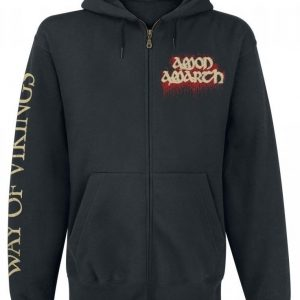 Amon Amarth Way Of Vikings Vetoketjuhuppari