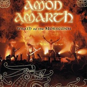 Amon Amarth Wrath Of The Norsemen DVD