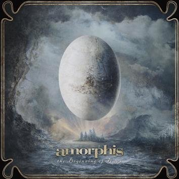 Amorphis The Beginning Of Times CD