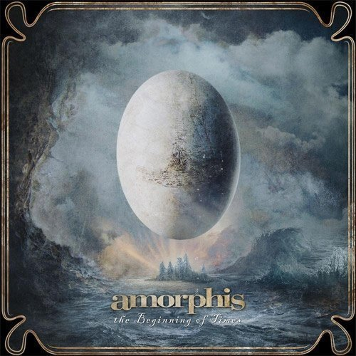 Amorphis - The Beginning Of Times (Standard Jewel)