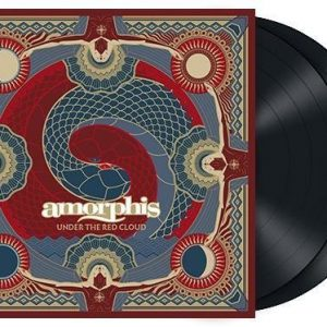 Amorphis Under The Red Cloud LP