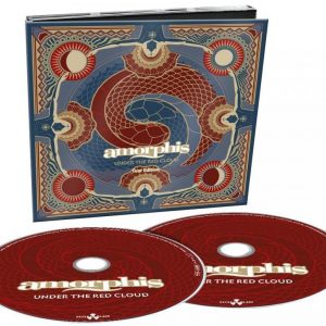 Amorphis Under The Red Cloud Tour Edition CD