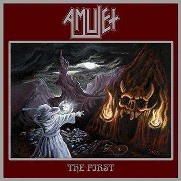 Amulet The First CD