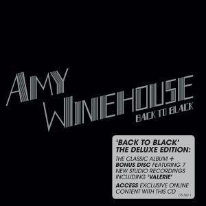 Amy Winehouse - Back To Black - Deluxe Jewel Case (2CD)